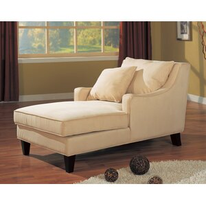 Indoor Double Chaise Lounge | Wayfair.ca