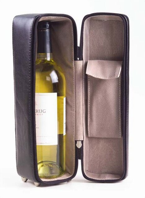 Tuscan One Bottle Wine Holder