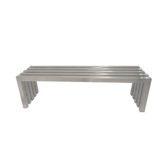 Pangea Home Lexter Metal Bench