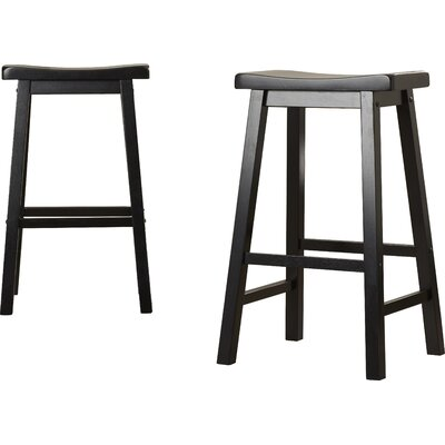 """Isadore 29"""" Bar Stool by Alcott Hill"""
