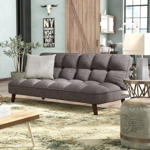 Anton Premium Futon and Mattress by Brayd..