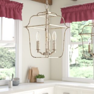 Laurel Foundry Modern Farmhouse Chloe 3-Light Foyer Pendant