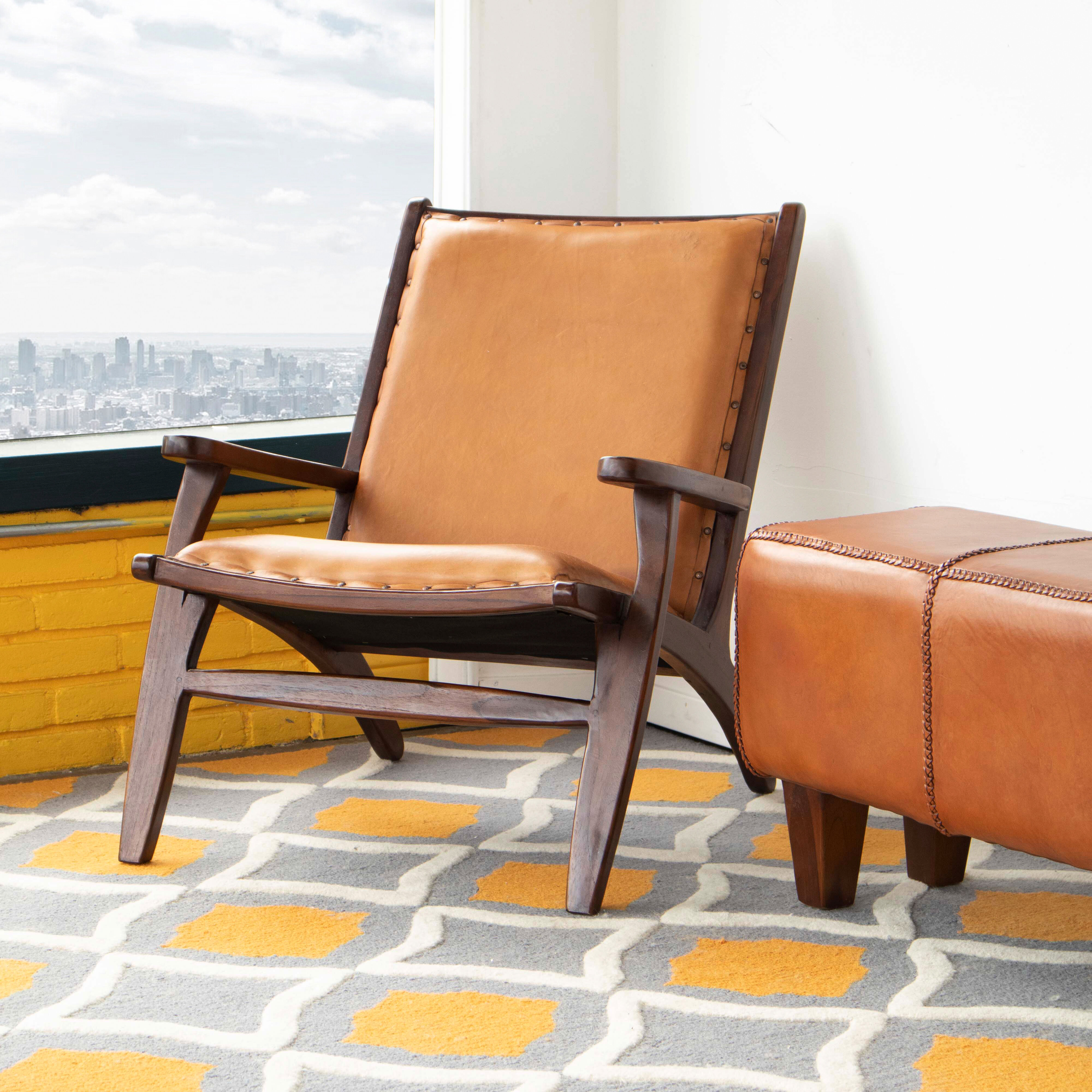 Image of: Leather Chairs You Ll Love In 2020 Wayfair