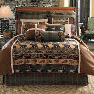 Caribou 4 Piece Comforter Set