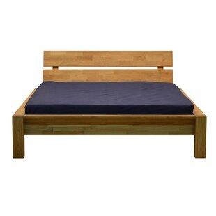 Parisot Woody Queen Platform Bed