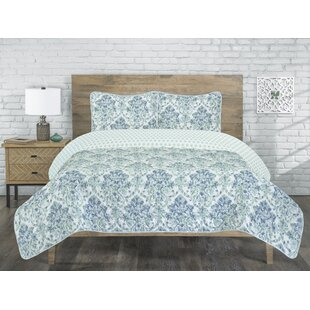 Savoy Reversible Quilt Set