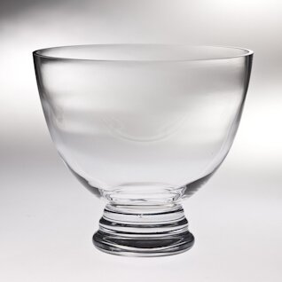 Footed Decorative Bowl