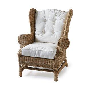 Nicolas Wingback Chair By Riviera Maison