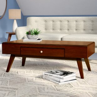 Read Reviews Gordon Midcentury Coffee Table By Langley Street