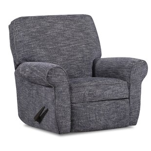 Cusick Handwoven Manual Rocker Recliner