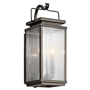 Compare & Buy Conesville 2-Light Outdoor Sconce By Darby Home Co