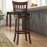 Terranova Swivel Bar & Counter Stool by Charlton Home®