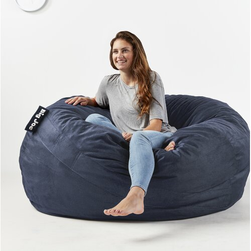 Tremendous Fuf Big Joe King Bean Bag Chair Inzonedesignstudio Interior Chair Design Inzonedesignstudiocom