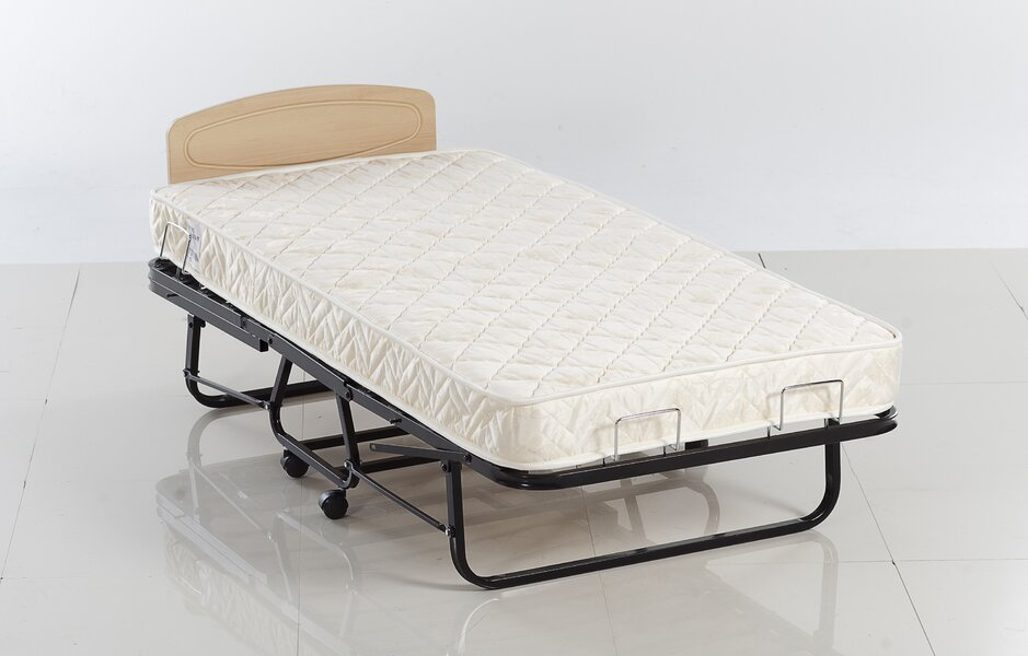 Istikbal Steel Bed twin  Item# 6654