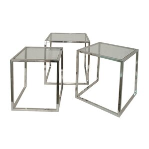 3 Piece Nesting Tables by Three Hands Co.