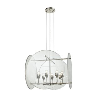 Wade Logan Eastampton 8-Light Pendant