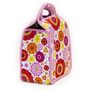 Neoprene Flower Power Tote