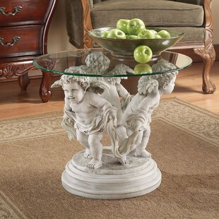 Bernini'S Cherubs Coffee Table by Design Toscano