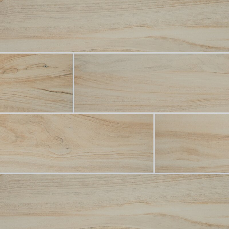 Msi Aspenwood 9 X 48 Porcelain Wood
