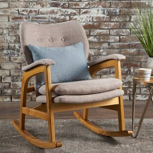 Compare & Buy Welton Rocking Chair by Brayden Studio
