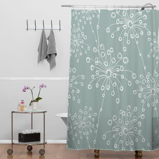 Rachael Taylor Quirky Motifs Single Shower Curtain
