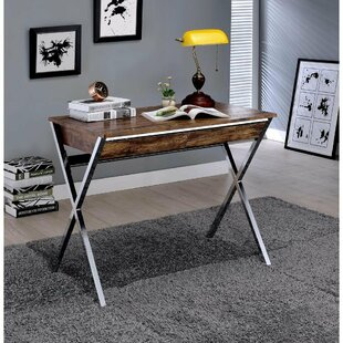 Mcmunn Modern Home Office Writing Desk by Ivy Bronx 2019 Sale