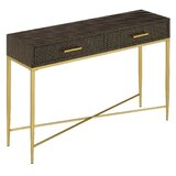 Hettinger 42 Console Table by Everly Quinn