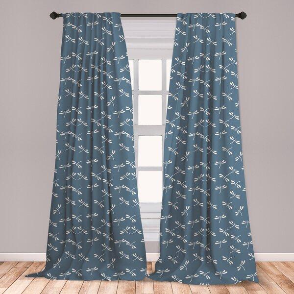 Anese Style Curtains Wayfair