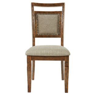 Holleman Upholstered Dining Chair (Set of 2)
