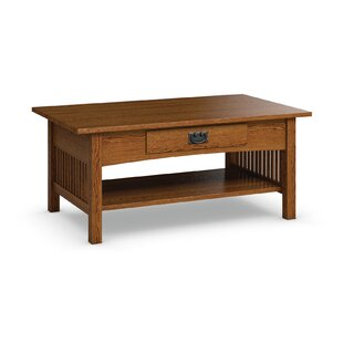 Best Deals Workbench Classics Coffee Table by Caravel