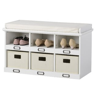 Orlando Upholstery Storage Bench by Homestar