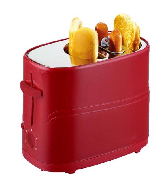 Cookinex Pop-Up Hot Dog Toaster