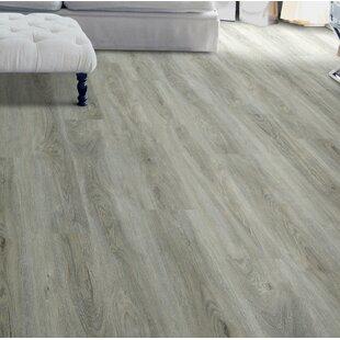 Regalia 9 X 60 5mm Luxury Vinyl Plank In Light Gray