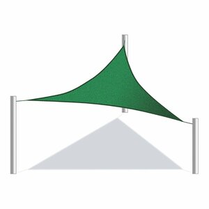 16' Triangle Shade Sail