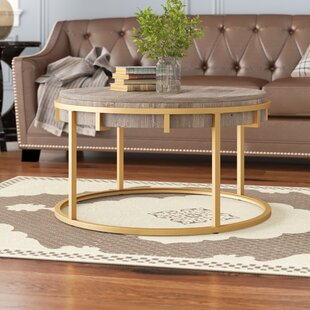 Hico Coffee Table by Ivy Bronx