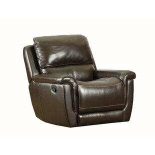 Palazzolo Power Glider Recliner by Red Barrel Studio