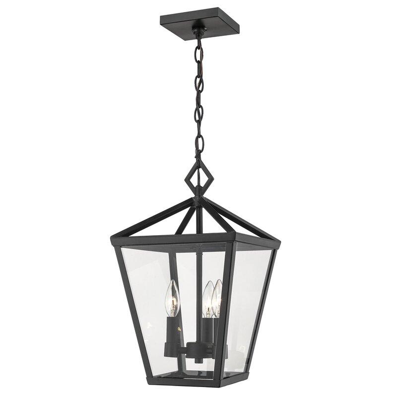 Jacinta 4 Light Outdoor Hanging Lantern