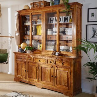 Oxford Curio Cabinet By Massivmoebel24