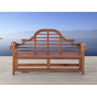 Shelbie Wooden Bench