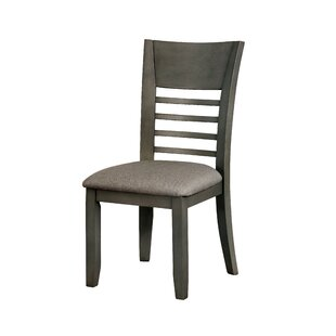 Gennessee Upholstered Dining Chair Loon Peak