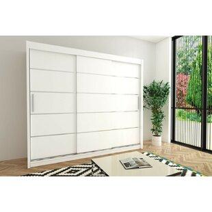 Gambel 3 Door Sliding Wardrobe By Ebern Designs