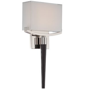 Muse 1-Light Bath Sconce by Mo..