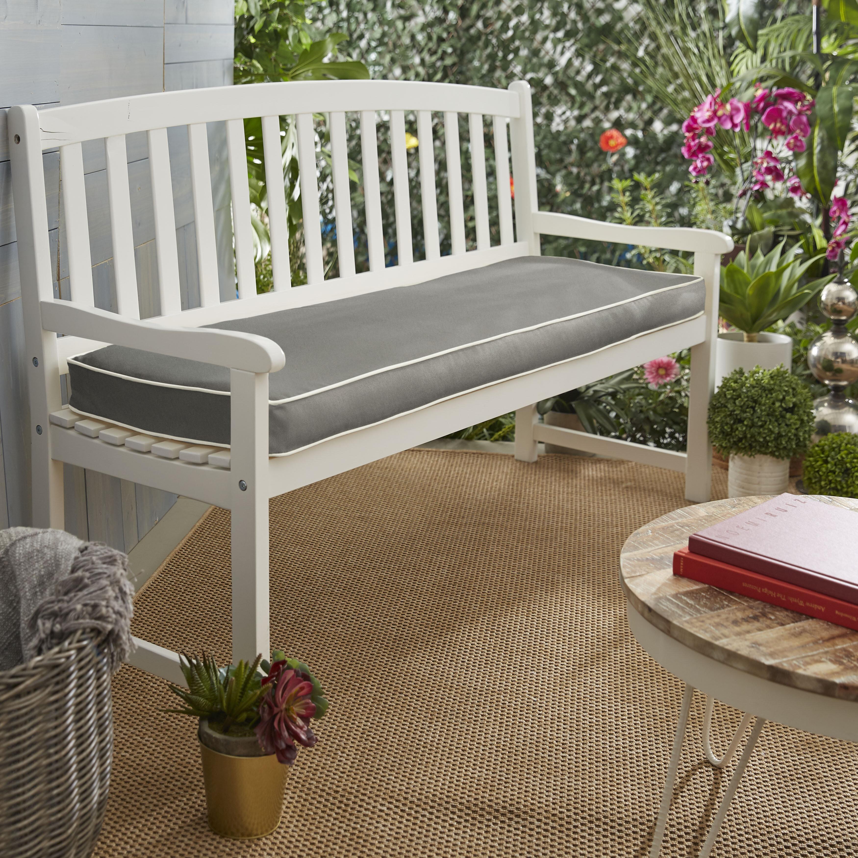 Indoor Outdoor Sunbrella Seat Cushion Reviews Joss Main