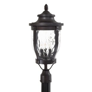 Shop For Porterfield Outdoor 3-Light Lantern Head By Three Posts