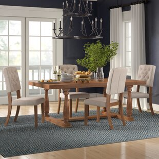 Granville 5 Piece Dining Set Birch Lane™ Heritage