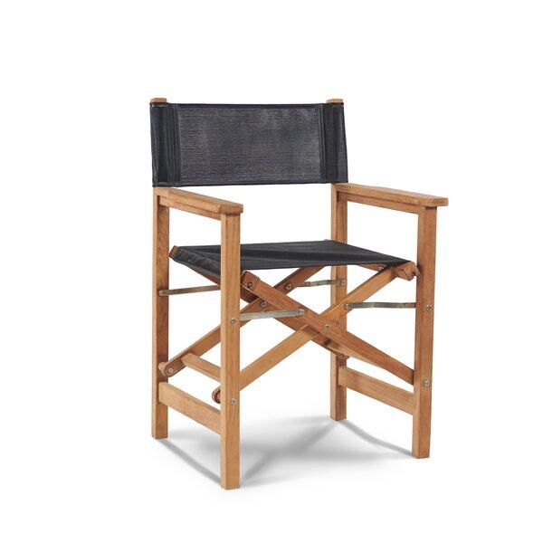 sc 1 st  Wayfair & HiTeak Furniture Folding Director Chair u0026 Reviews   Wayfair