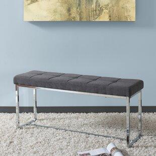 Onya Upholstered Bench by Orren Ellis