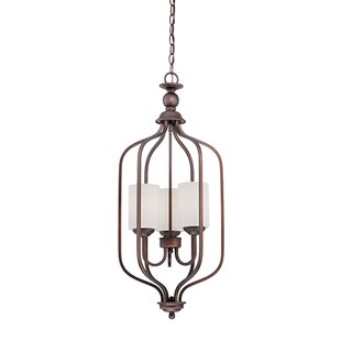 Millennium Lighting Lansing 3-Light Foyer Pendant