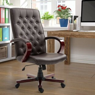 Fircrest Executive Chair by Charlton Home Coupon