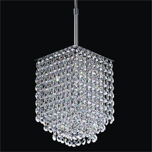 Pakswith 1-Light Crystal P..